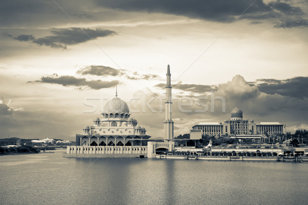 mosque Stock photo © elwynn