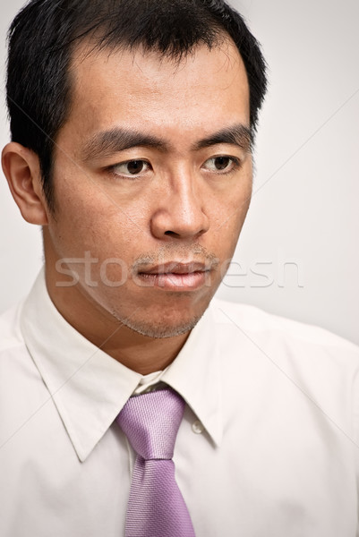 Lonely businessman Stock photo © elwynn