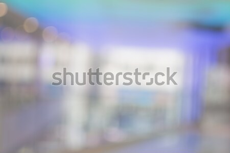 Soyut sığ ofis Bina şehir Stok fotoğraf © elwynn