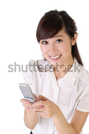 cellphone Stock photo © elwynn