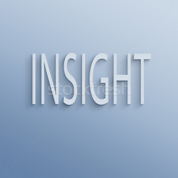 insight  Stock photo © elwynn
