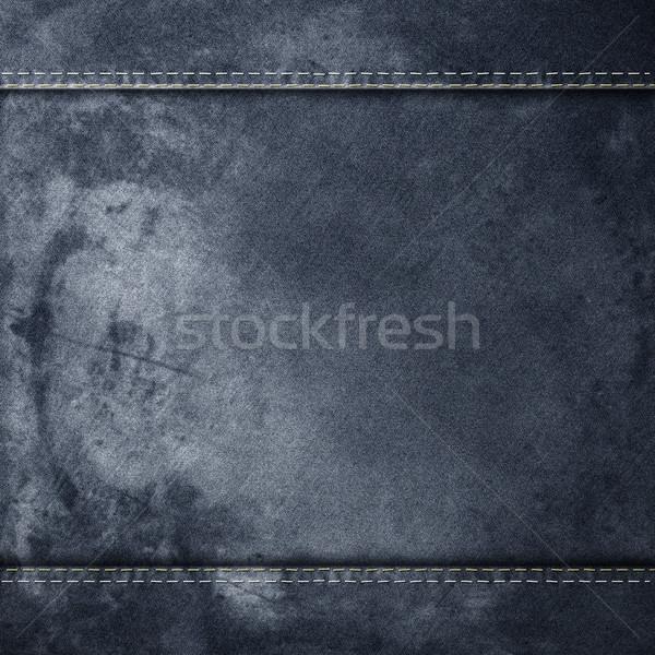 denim background Stock photo © elwynn