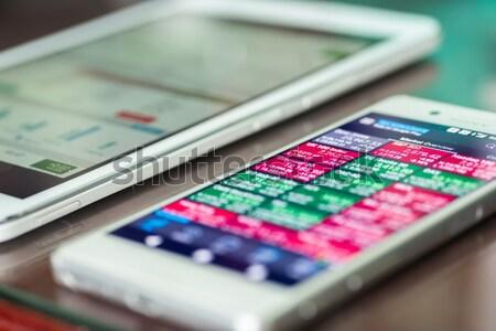 Gambling Stock photo © elwynn