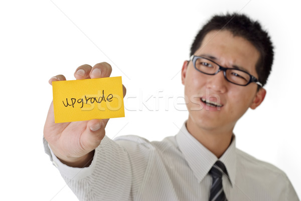 upgrade Stock photo © elwynn