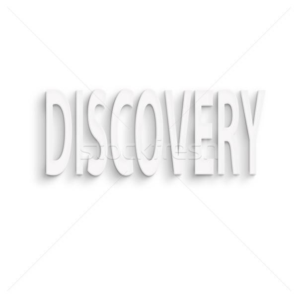 discovery Stock photo © elwynn
