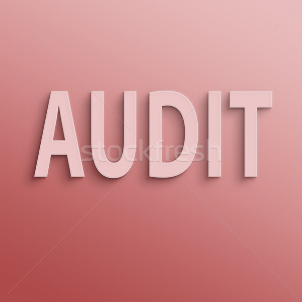 audit Stock photo © elwynn