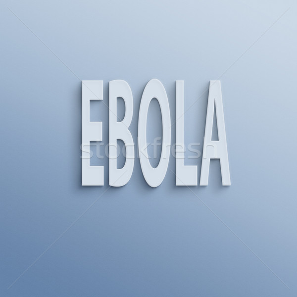 ebola Stock photo © elwynn