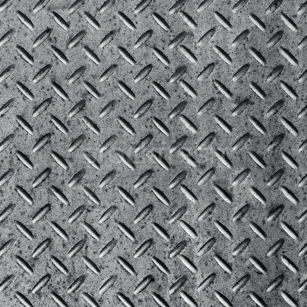 metal diamond plate Stock photo © elwynn