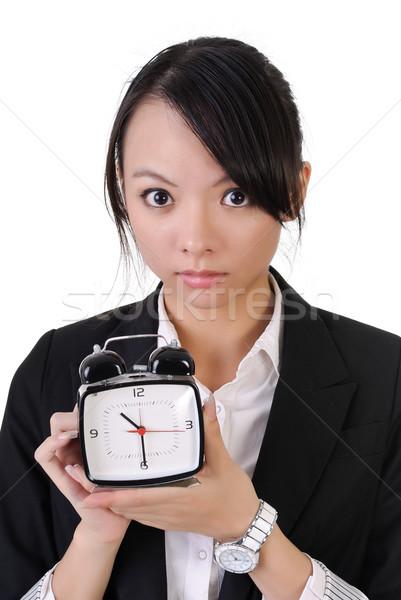 alarm clock Stock photo © elwynn