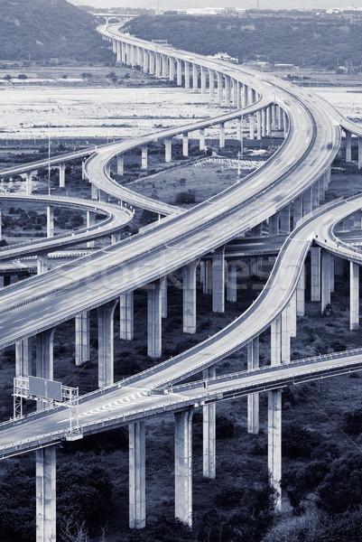 freeway Stock photo © elwynn