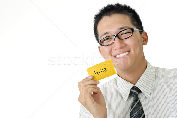 fake Stock photo © elwynn