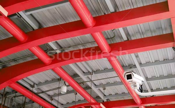 security camera Stock photo © elwynn