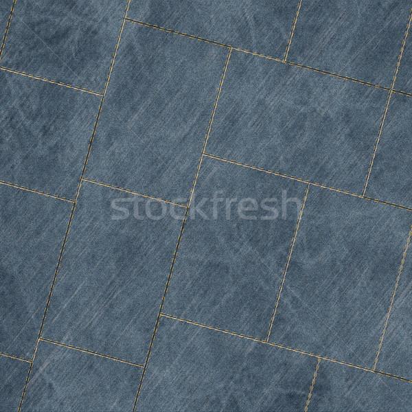 джинсовой текстуры фон аннотация дизайна фон Сток-фото © elwynn