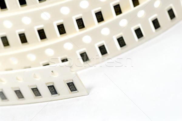 Stockfoto: Chip · stijl · hier · chips · abstract · wetenschap