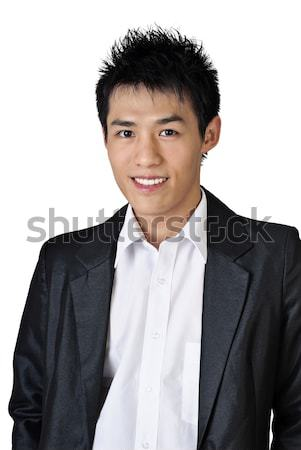 Asian businessman Stock photo © elwynn