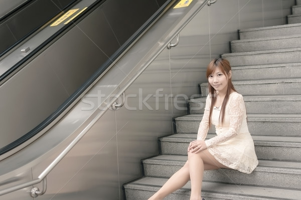 Stock photo: Asian beauty