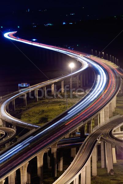 City traffic Stock photo © elwynn