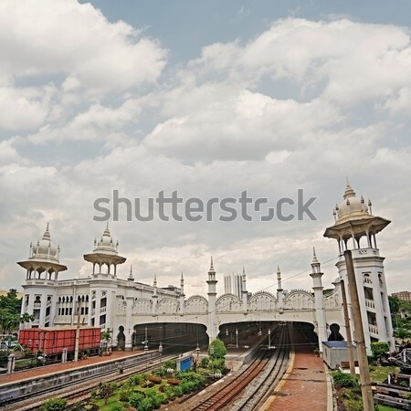 station Stock photo © elwynn
