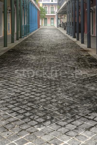 Street Stock photo © elwynn