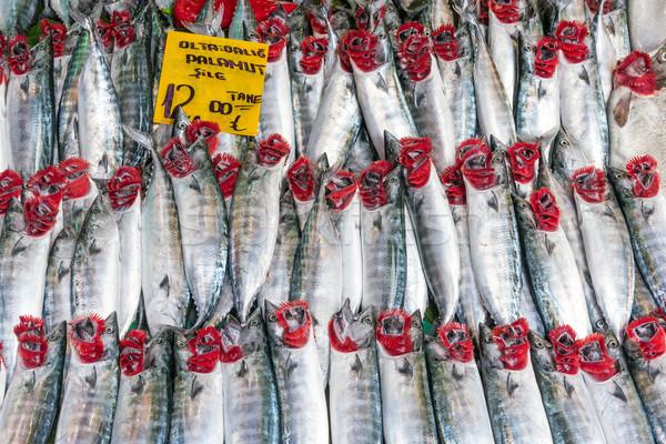 新鮮な 販売 市場 イスタンブール 自然 背景 ストックフォト © elxeneize
