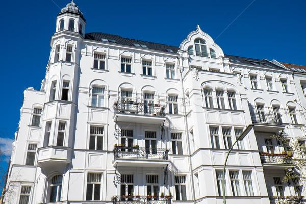 Historic residential building  Stock photo © elxeneize