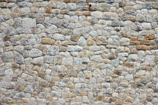Beautiful stone wall Stock photo © elxeneize