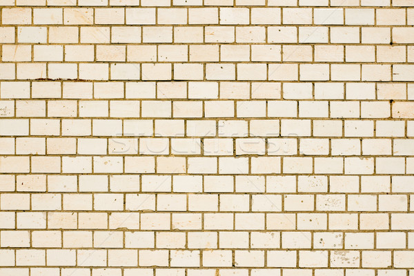 Wall of beige flags Stock photo © elxeneize