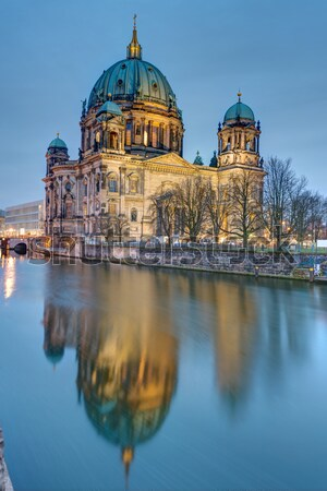 The Dom in Berlin Stock photo © elxeneize