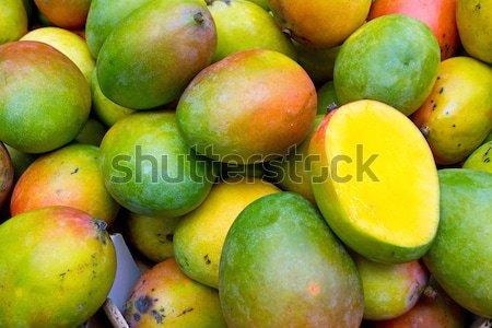 Mangos Stock photo © elxeneize