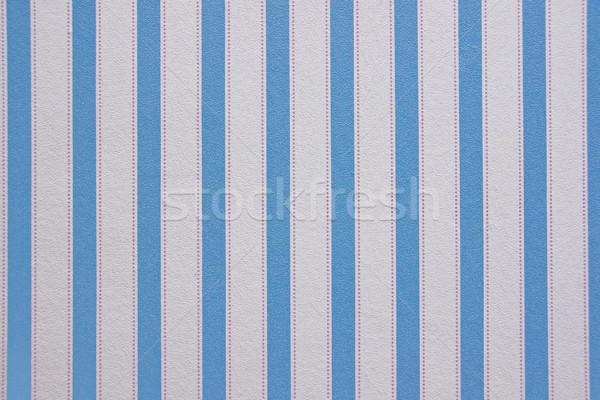 Vertically striped wallpaper Stock photo © elxeneize