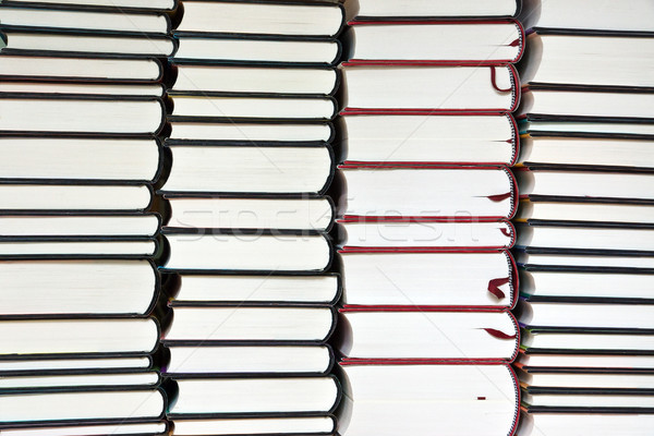 Background from books Stock photo © elxeneize