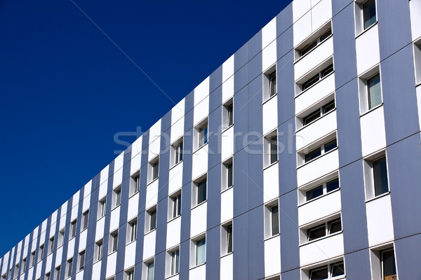 Modern office building Stock photo © elxeneize