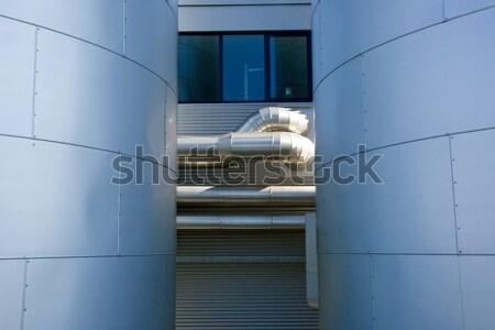 Energy plant Stock photo © elxeneize