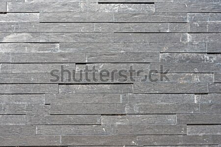 Gris granit carrelage mur construction nature Photo stock © elxeneize