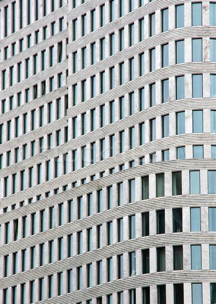 фасад современное здание служба здании город аннотация Сток-фото © elxeneize