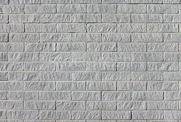 Fine grey brickwall Stock photo © elxeneize