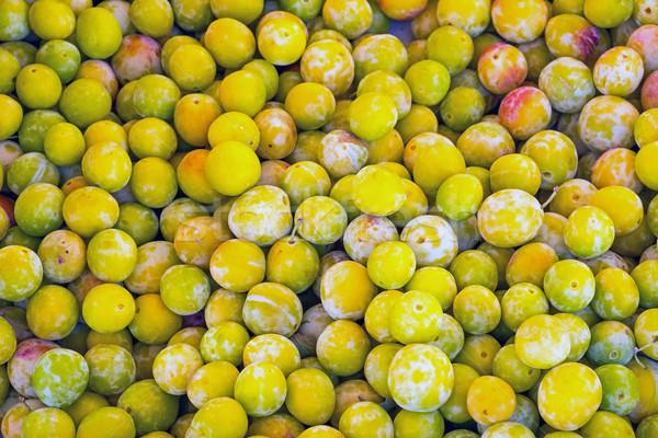 Amarelo venda mercado natureza Foto stock © elxeneize