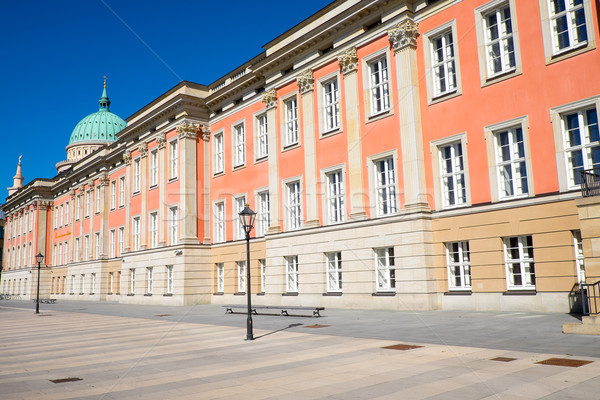 The rebuilt City Palace in Potsdam Stock photo © elxeneize