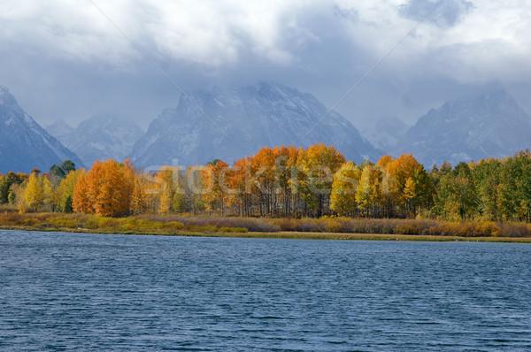 Teton Vista Stock photo © emattil