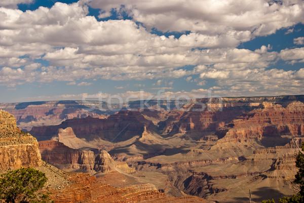 Magnífico Grand Canyon parque Arizona EUA paisaje Foto stock © emattil