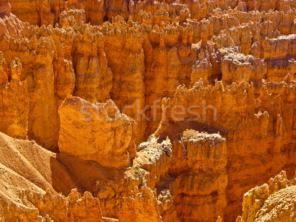 Rock Spires of Bryce National Park  Stock photo © emattil