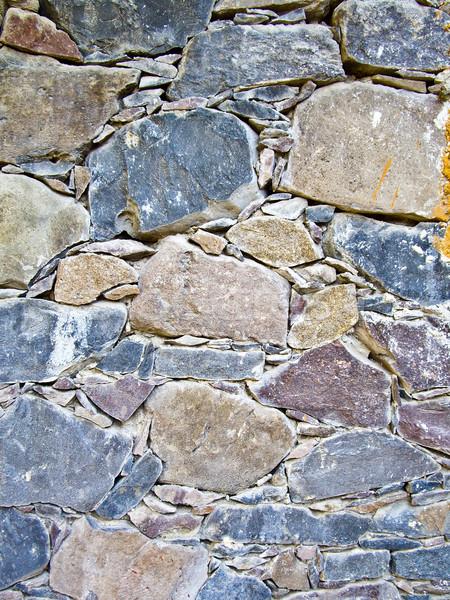 Old stone wall Stock photo © emattil