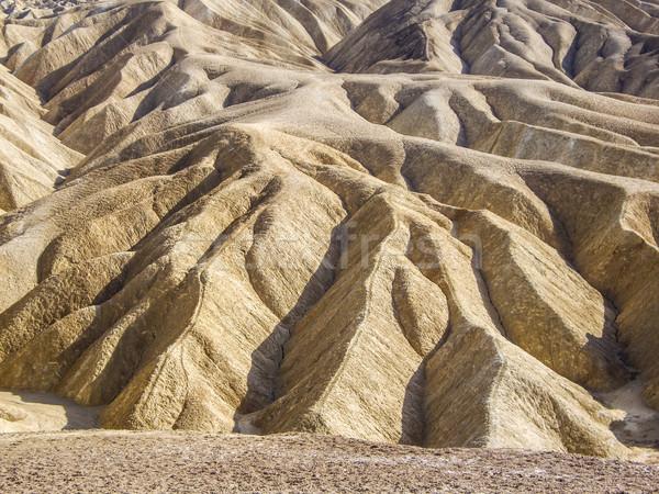 Desert Foothills Stock photo © emattil