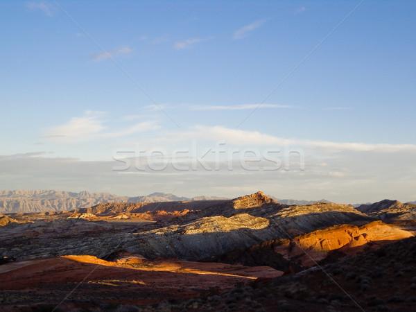 Desertscape Stock photo © emattil