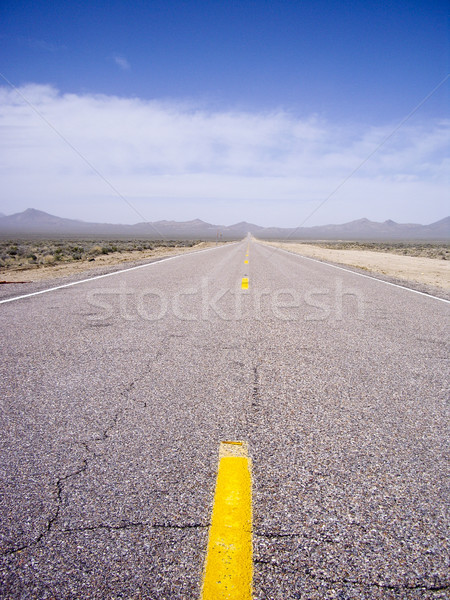 Open Highway Stock photo © emattil