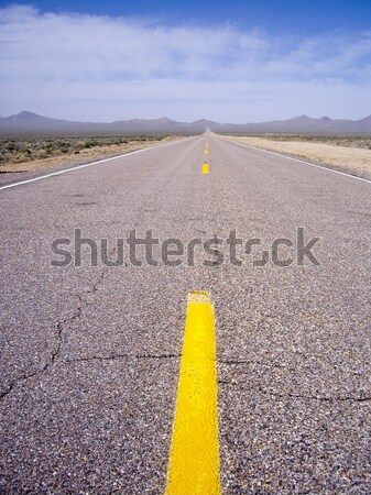 Road Less Traveled Stock photo © emattil