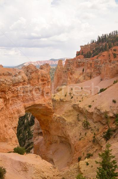 Sandstone Arch Stock photo © emattil