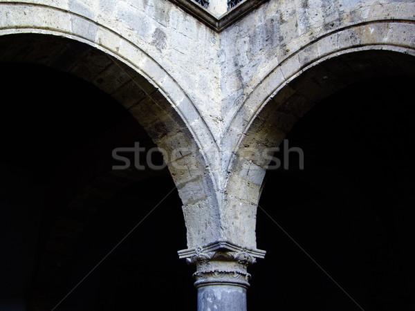 Stone Arches Stock photo © emattil
