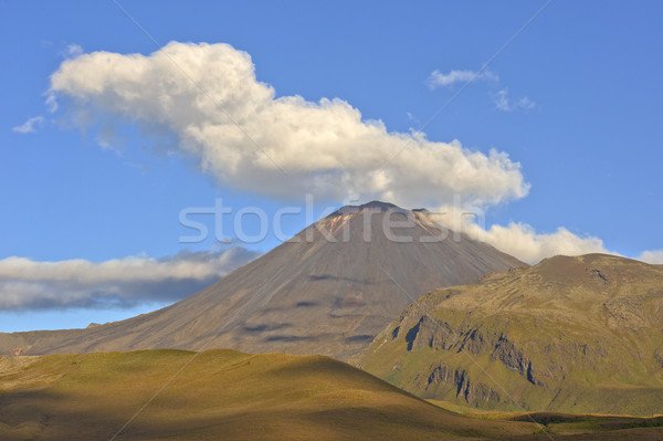 Mt Ngauruhoe Stock photo © emiddelkoop