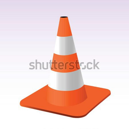 Traffic Cone Stock photo © emirsimsek